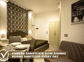 Residenza Tupini, S.Pietro Suites, B&B/chambre d'hôtes à Rome