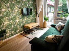 Apartamenty Willowe Wzgórze, self catering accommodation in Duszniki Zdrój