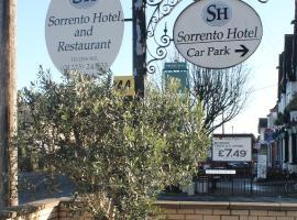 Sorrento Hotel & Restaurant, hotel in Cambridge