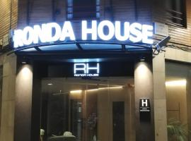 Ronda House, hotel v destinácii Barcelona