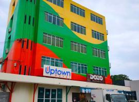 Uptown Hotel, hotel in Semporna