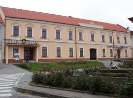 Hotel Jelen, hotel near Železničná Stanica Leopoldov, Hlohovec