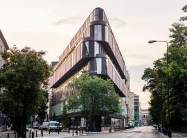 Nobu Hotel Warsaw – hotel w Warszawie