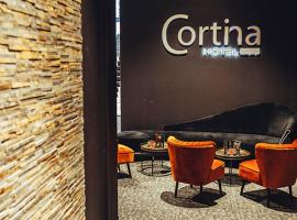 Hotel Cortina, hotel in Wevelgem