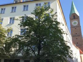 Hotel Der Tannenbaum, hotel near Marienplatz, Munich