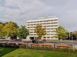 Pärnu Hotel, hotell sihtkohas Pärnu