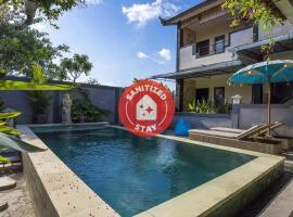 Terrace Garden Homestay and Spa, отель в Джимбаране
