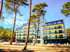 Plaża Resort, resort in Łeba
