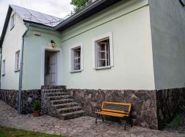 Holiday Home Banská Štiavnica, dovolenkový dom v destinácii Banská Štiavnica