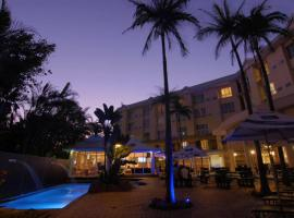 The Riverside Hotel, hotel in Durban