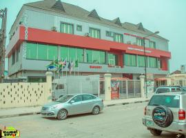 Sweet Savor Hotels and Suites Annex, hotel near Murtala Muhammed International Airport - LOS, Lagos