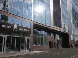 Ural Tau r, отель в Нефтекамске