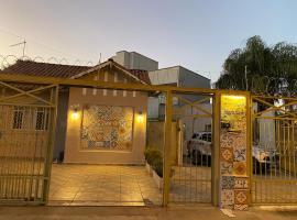 Hostel Zampollo, budget hotel in Goiânia