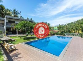 OYO 2020 Hotel Bumi Aditya, hotel in Senggigi