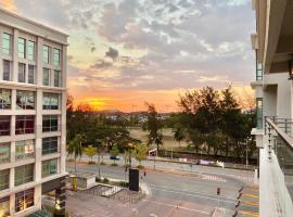 iSTAY - The Loft Imago, hotel in Kota Kinabalu