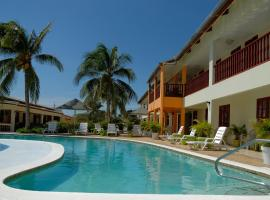 Aruba Quality Apartments & Suites, hotel em Palm-Eagle Beach