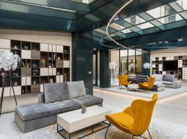 Hotel Vision, hotel in Boedapest
