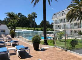 Hotel Nuevo Vichona, hotel in Sanxenxo