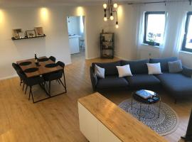 Modernes 80 qm Apartment, self-catering accommodation in Mannheim