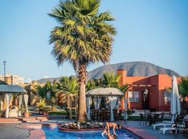 Hotel Serena Suite, hotel en La Serena