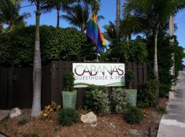 The Cabanas Guesthouse & Spa - Gay Men's Resort, resort in Fort Lauderdale