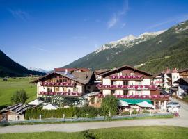 Hotel Berghof, hotel in Neustift im Stubaital