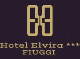 Elvira, hotel in Fiuggi