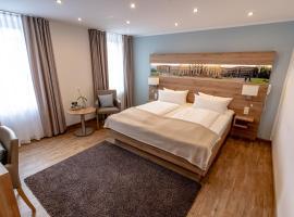 Hotel Deutscher Hof, ξενοδοχείο σε Κάσελ