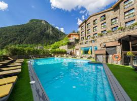 Hotel Spa Princesa Parc, hotel in Arinsal