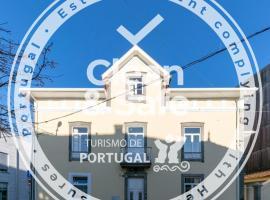 Casa Amarela, hotel in Matosinhos
