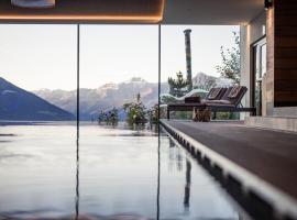 Alpin & Relax Hotel das Gerstl, hotel a Malles Venosta
