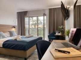 Sudecki – hotel w mieście Karpacz