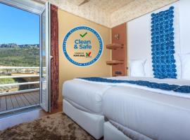 Sever Rio Hotel, hotel in Marvão