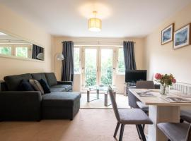 6 Convent Apartments, hotel in Mansfield