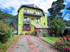 Kwatery prywatne Maks, hotel in Pobierowo