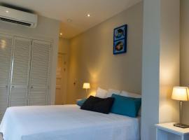Central Hotel Bonaire, hotel in Kralendijk