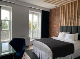 Hotel Le Saint-Paul, hotel near Fortifications of Quebec National Historic Site, Quebec City