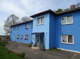 Gasthof Blaues Haus, Hotel in der Nähe von: Seebrücke Kühlungsborn, Wendelstorf