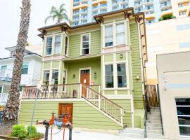 International Travelers House Downtown Hostel, hostel in San Diego
