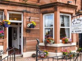 Brae Guest House, bed & breakfast a Edimburgo