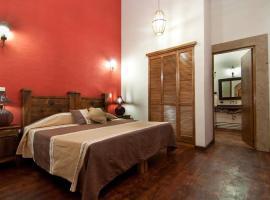Mansión del Virrey, hotel en Pátzcuaro
