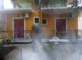 Kostas rooms, country house in Yenion