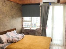 Nginap Jogja Apartemen Malioboro City, pet-friendly hotel in Yogyakarta