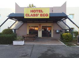 Class'Eco Albi, hotel in Albi