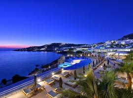 Anax Resort and Spa, romantic hotel in Agios Ioannis Mykonos