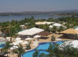 MARINA FLAT, hotel in Caldas Novas