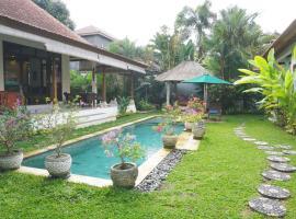 Villa Damai, villa in Ubud