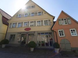 Hotel Reinhardts, hotel near Train Station Ludwigsburg, Bietigheim-Bissingen