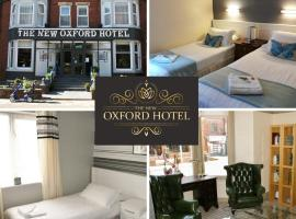 The New Oxford Hotel Blackpool, accessible hotel in Blackpool