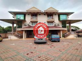 OYO 89934 Rose Village Inn & Spa, hotel di Kota Bahru